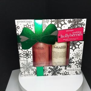 Philosophy Hollyberries 2 PC Gift Set